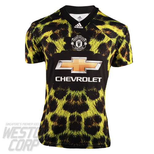 Manchester United Adult 2018-19 SS 4th kit