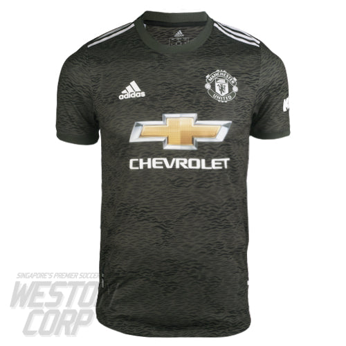 Manchester United Adult 2020-21 Away Authentic Shirt