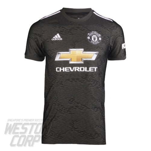 Manchester United Adult 2020-21 SS Away Shirt