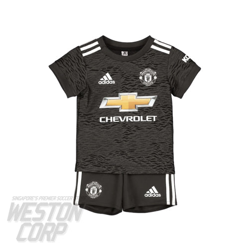 Manchester United 2020-21 Baby Away Kit