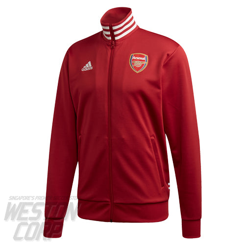 Arsenal Adult 19-20 3-Stripes Track Top