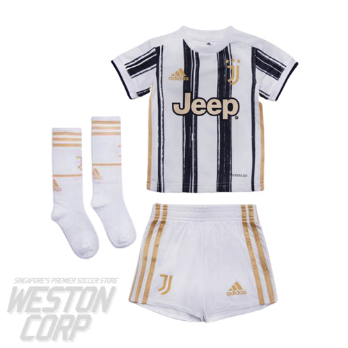 Juventus 2020-21 SS Mini Home Kit