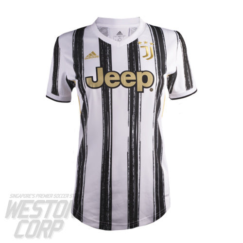 Juventus Womens 2020-21 SS Home Shirt