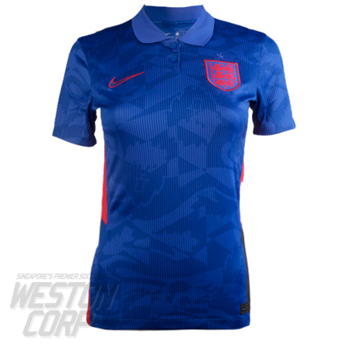 England WOMENS 2020 SS AWAY STADIUM JERSEY