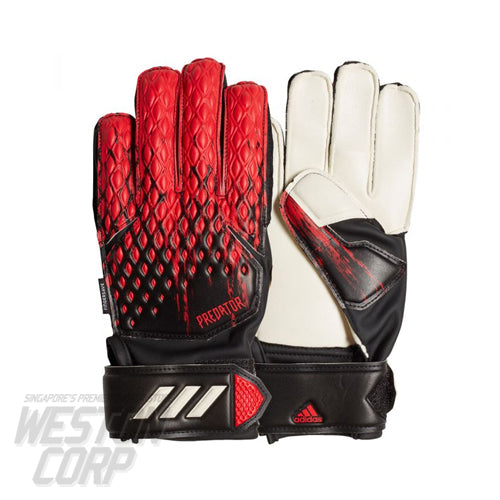 Predator 20 Kids Match Fingersave Gloves (Mutator Pack)