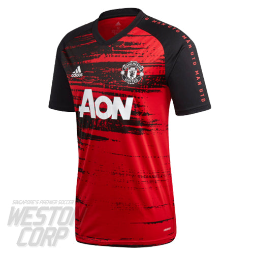 Manchester United 2020-21 Adult Pre-Match Shirt