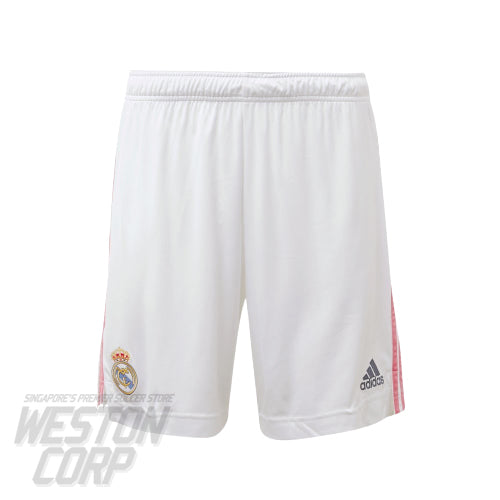 Real Madrid Youth 2020-21 Home Shorts
