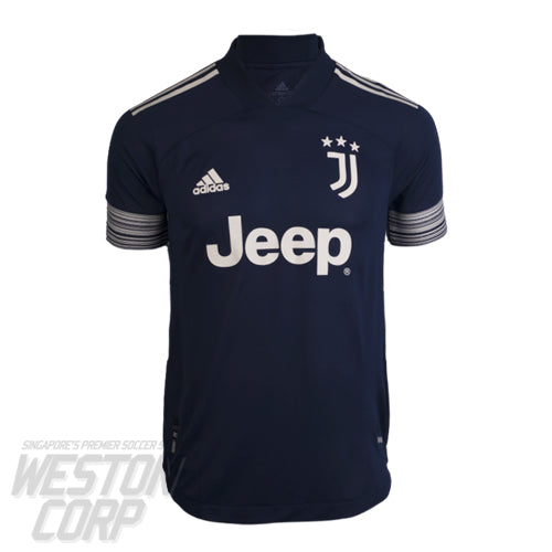 Juventus Adult 2020-21 SS Away Authentic Shirt