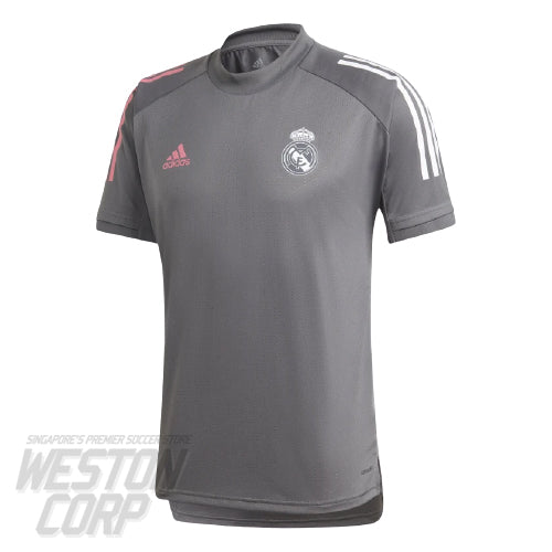 Real Madrid Adult 2020-21 Training Shirt