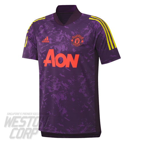 Manchester United 2020-21 Adult Ultimate Training Shirt