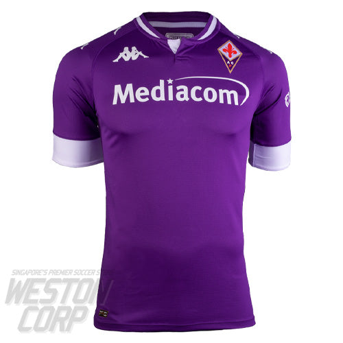 Fiorentina Adult 2020-21 SS Home Shirt
