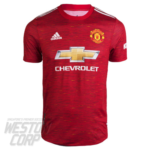Manchester United Adult 2020-21 Home Authentic Shirt