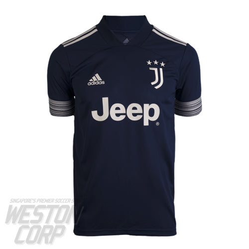 Juventus Youth 2020-21 SS Away Shirt