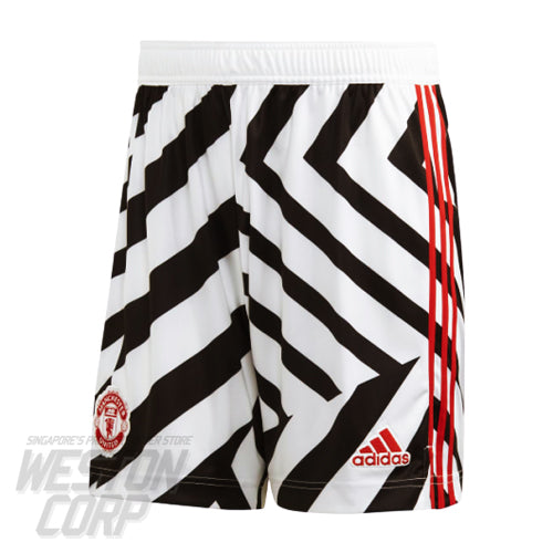 Manchester United Adult 2020-21 3rd Shorts