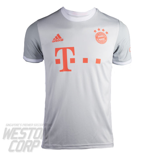 Bayern Munich Adult 2020-21 SS Away Shirt
