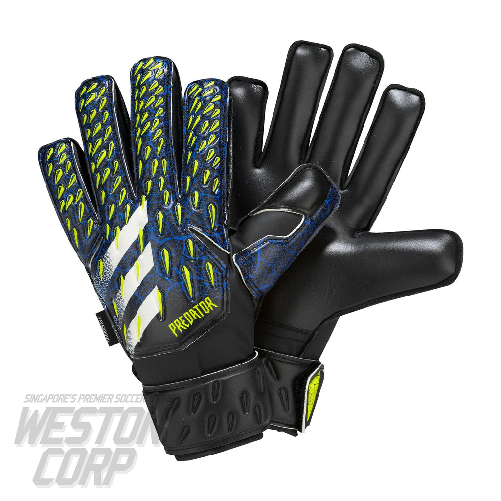 Predator GL Match Fingersave J (Superlative Pack)