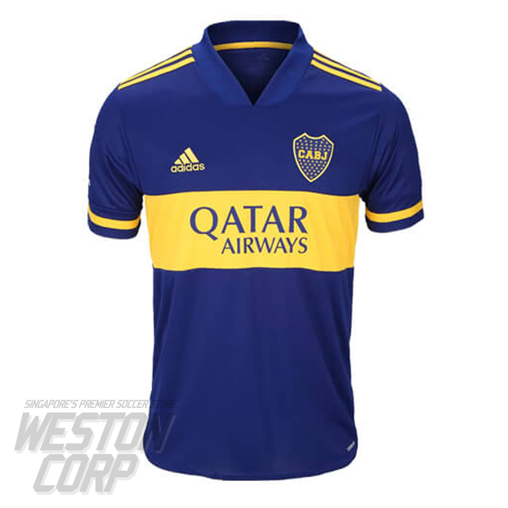 Boca Juniors Adult 2020-21 Home Shirt