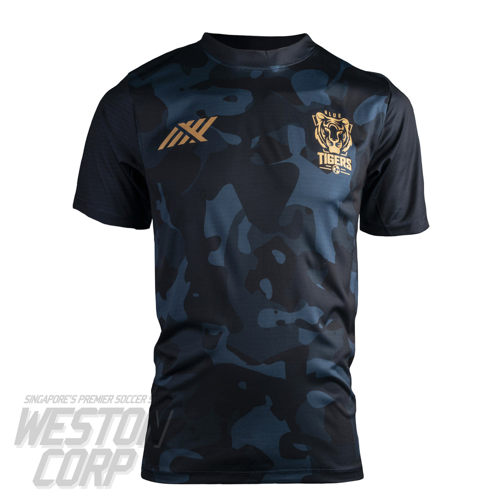 India Adult 2021 SS Camo T-Shirt