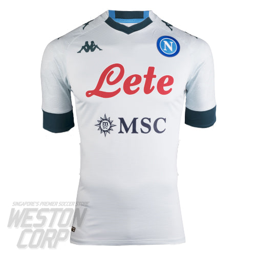 Napoli Adult 2020-21 SS Away Pro Shirt