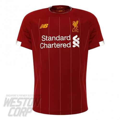 Liverpool FC Adult 2019-20 SS Home Shirt (Euro Version)