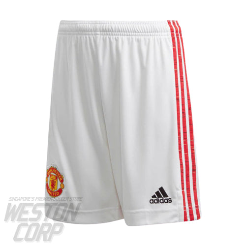 Manchester United Youth 2020-21 Home Shorts