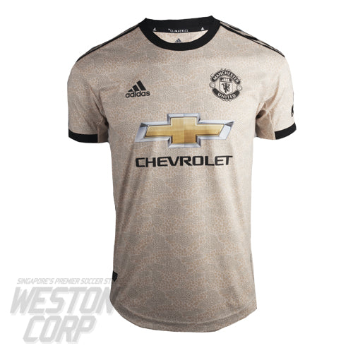 Manchester United Adult 2019-20 SS Away Authentic Shirt