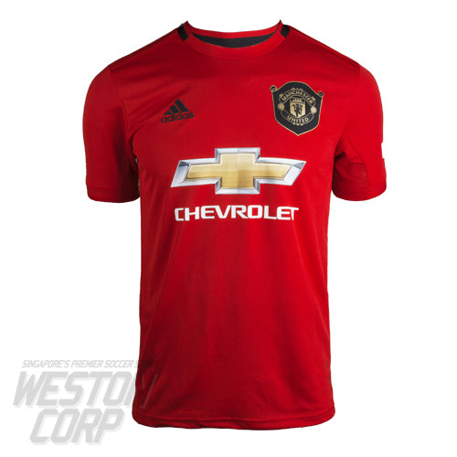 Manchester United Youth 2019-20 SS Home Shirt