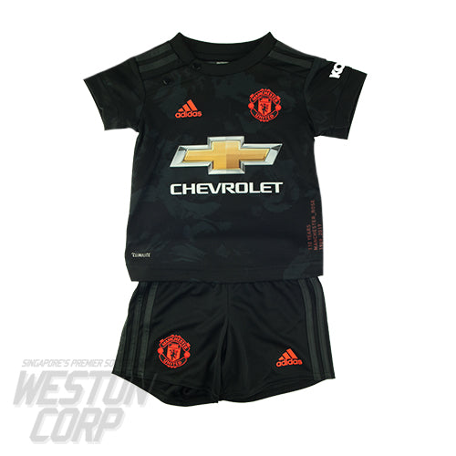 Manchester United 2019-20 SS Baby 3rd Kit