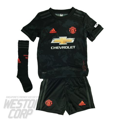 Manchester United 2019-20 SS Mini 3rd Kit