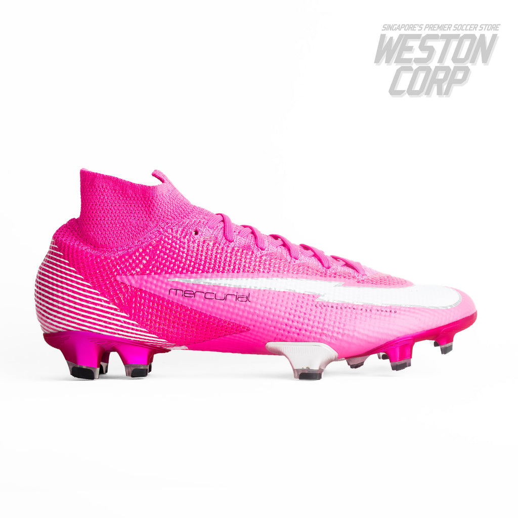 Mercurial Superfly 7 Elite FG KM 'Rosa'
