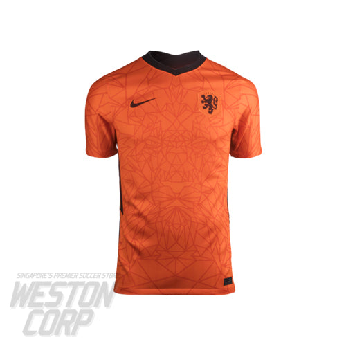 Netherlands Youth 2020 SS HOME STADIUM JERSEY