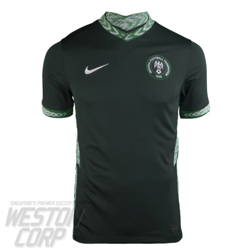 Nigeria Adult 2020 Away Stadium Jersey