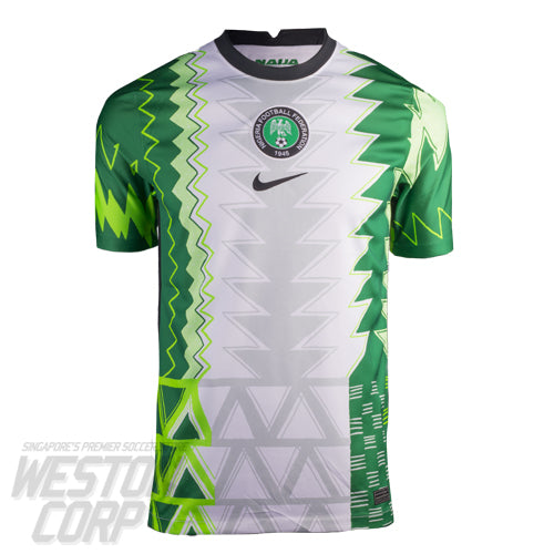 Nigeria Adult 2020 Home Stadium Jersey