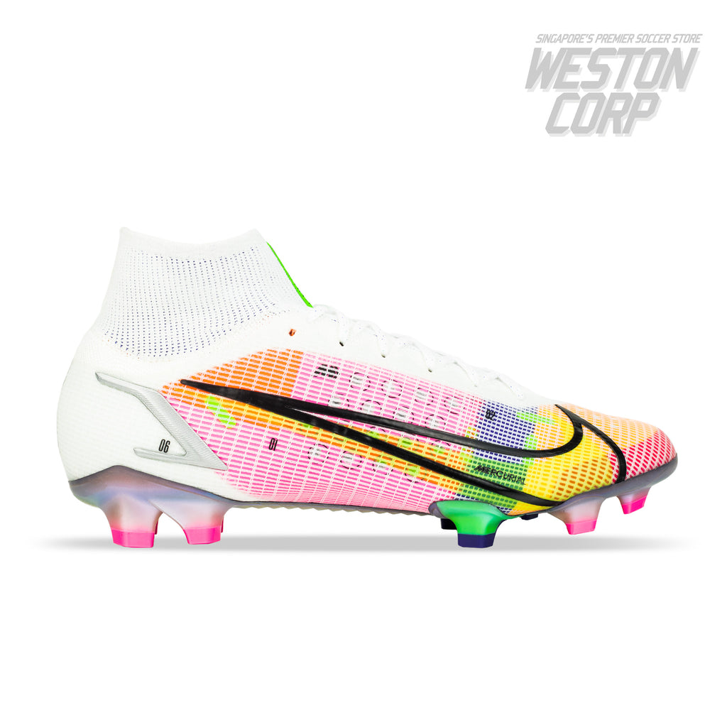 Mercurial Superfly 8 Elite FG 'Dragonfly'
