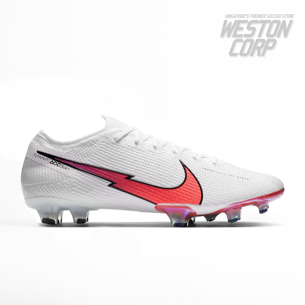 Mercurial Vapor 13 Elite FG (Flash Crimson Pack)