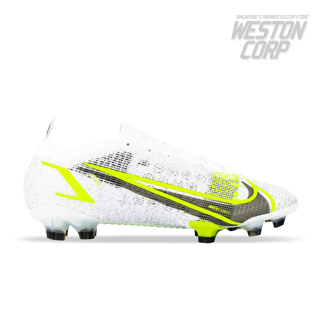 Mercurial Vapor 14 Elite FG 'Silver Safari Pack'