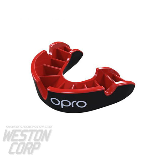 OPRO Silver (RED)