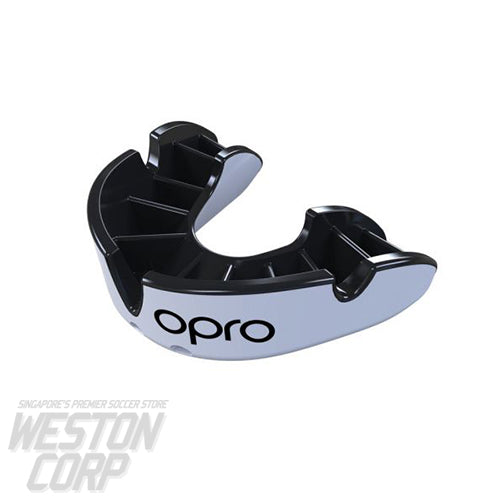 OPRO Silver Youth (BLACK)