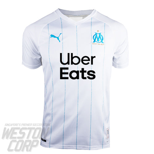 Olympique Marseille Adult 19-20 SS Home Shirt