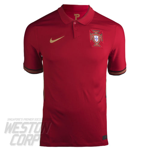 Portugal Adult 2020 SS HOME STADIUM JERSEY