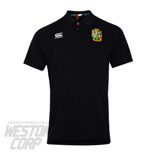 British Irish Lions 2021 Men's Pique Polo