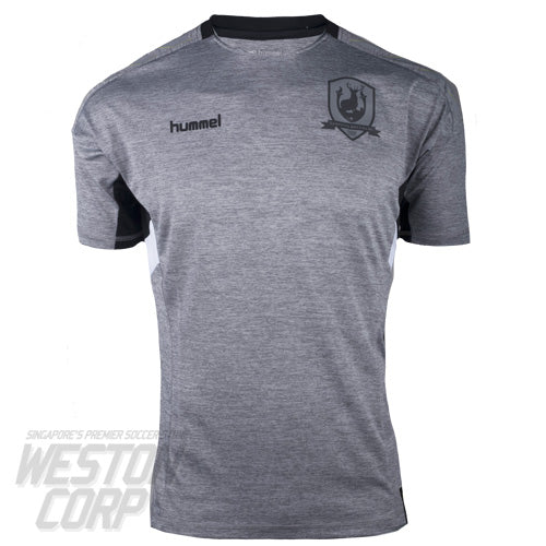 Tampines Rovers FC Adult 2019 Training Jersey SS (Grey)