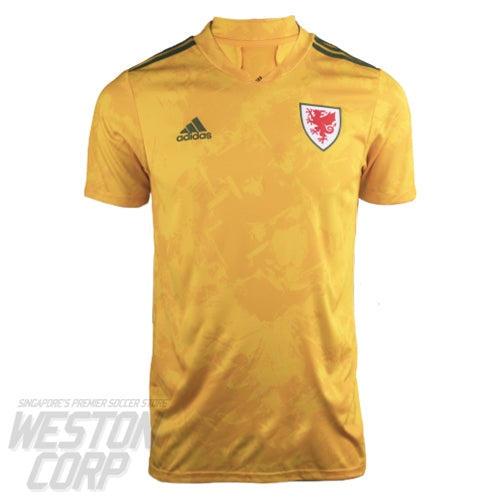 Wales Adult Euro 2020 SS Away Shirt
