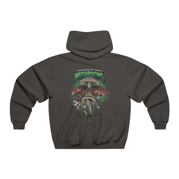 Teenage Mutant Magic Mushroom Men's NUBLEND® Hooded Sweatshirt
