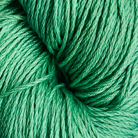 Cotton yarn - light green