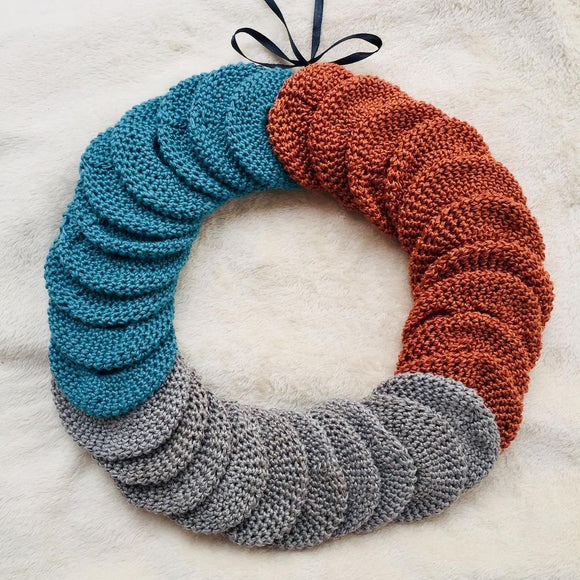 Crochet Hairbands