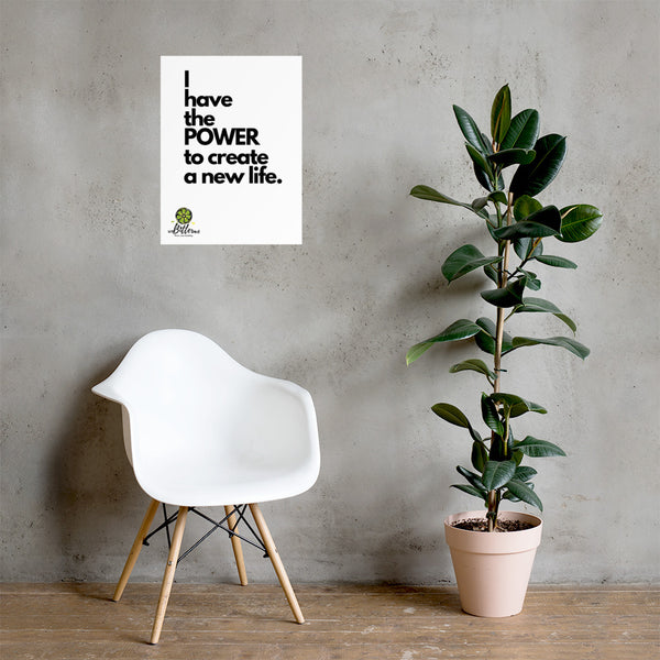 I Have the Power Poster