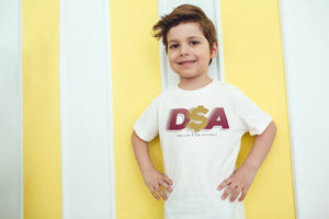 DSA FADED TSHIRT (KIDS)
