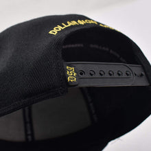 "Load image into Gallery viewer, ""DSA"" SNAPBACK HAT"