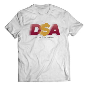 DSA FADED TSHIRT